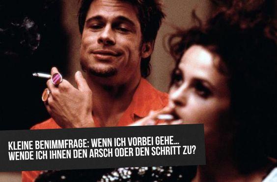 """Kurz vor der Jahrtausendwende sorgte Regisseur David Fincher wohl für einen der umstrittensten Werke des Jahres 1999. """"Fight Club"""" wurde zur Metapher für die Kritik am Konsumismus des 21. Jahrhunderts und die Zitate von Tyler Durden und Co. brannten sich ins Gedächtnis der Menschen. Wer sie dennoch vergessen hat, findet hier die besten Zitate aus """"Fight Club"""" noch einmal aufgelistet."""