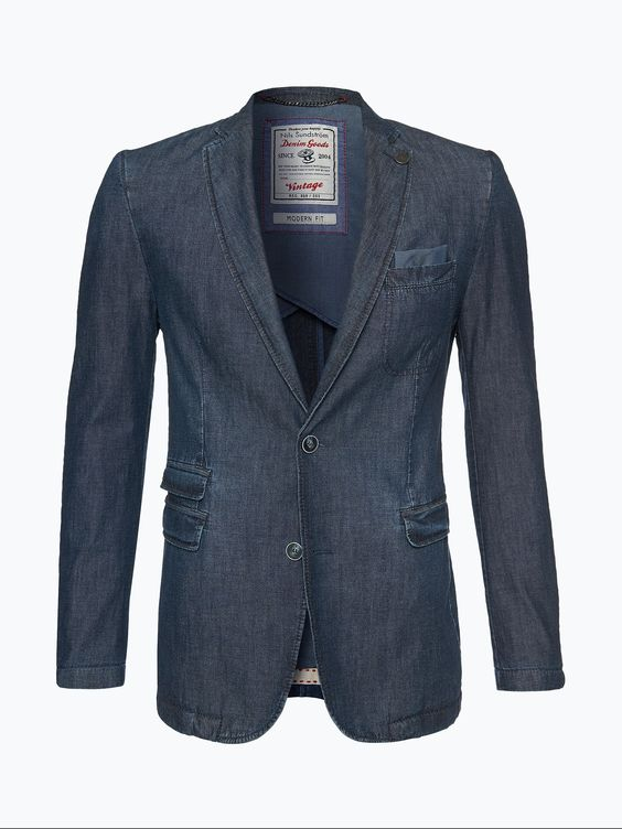 Men jacket - Michel Nils Sundström Denim (from 39.95 euros)