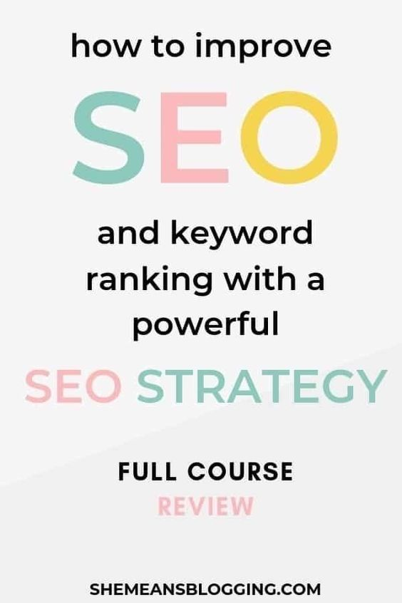 Seo Demystified How To Improve Your Seo And Keyword Rankings Seo Tips Seo For Beginners Keyword Ranking