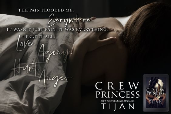 Image result for crew princess tijan