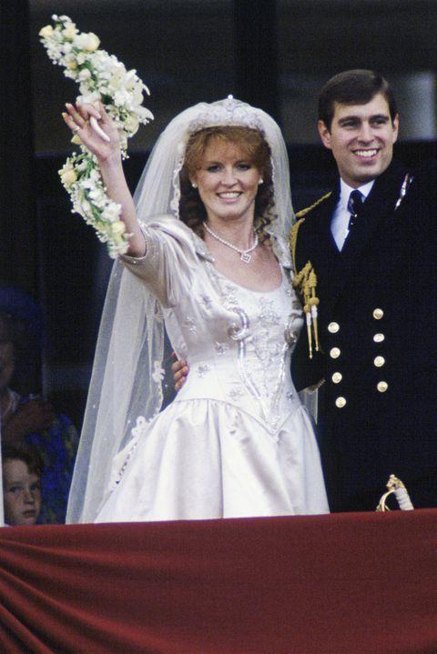 10 Hidden Details You Didn T Know About Sarah Ferguson S Wedding