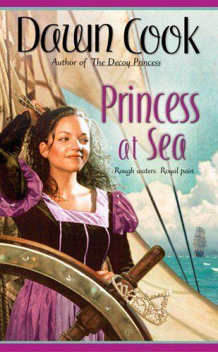 2nd book after Decoy Princess.