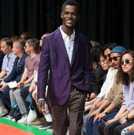 Paul Smith SS17 http://ift.tt/28Za85F #WonderlandMagazine #Fashion