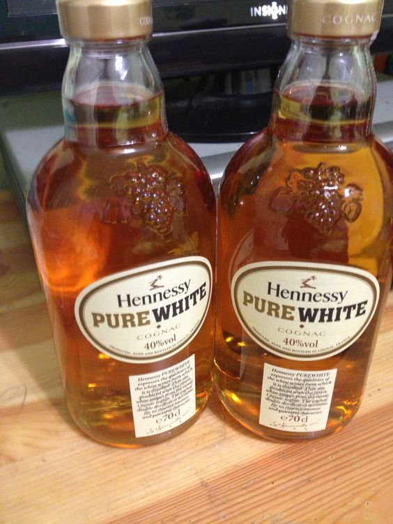 Hennessy white | Good Eats & Food Ideas | Pinterest