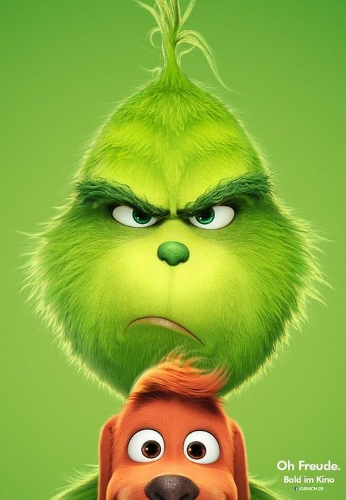 Free download]~The Grinch 2018 DVDRip FULL MOVIE