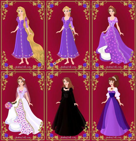 Disney's Rapunzel by Eolewyn1010.deviantart.com on @DeviantArt:
