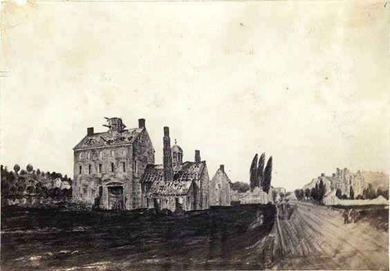 Robert Morris's Iron Foundry [Address unknown] Artist unknown; no date.