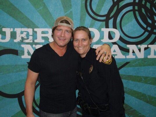 Jerrod Nieman and I :)