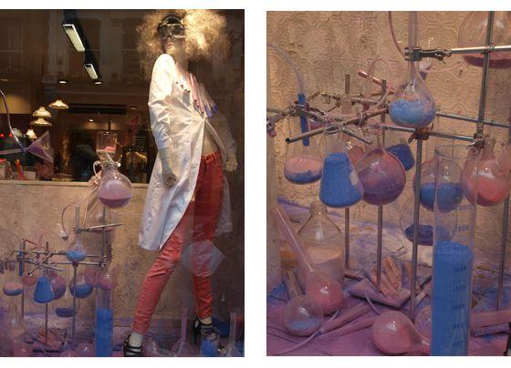 """DIESEL, """"The Lab Experiment"""", pinned by Ton van der Veer"""