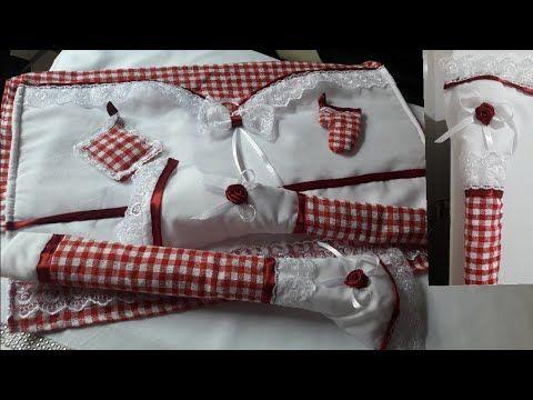 اكسسوارات المطبخ طريقة خياطة أيادي الثلاجة بطريقة سهلة و رائعة Youtube Decor Napkin Rings Home Decor
