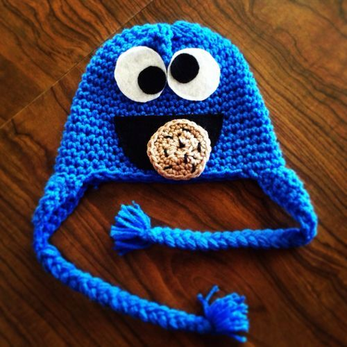 Cookie monster, Sesame streets and Monsters on Pinterest