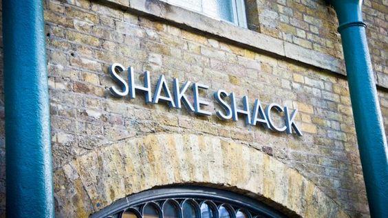 Shake Shack covent garden