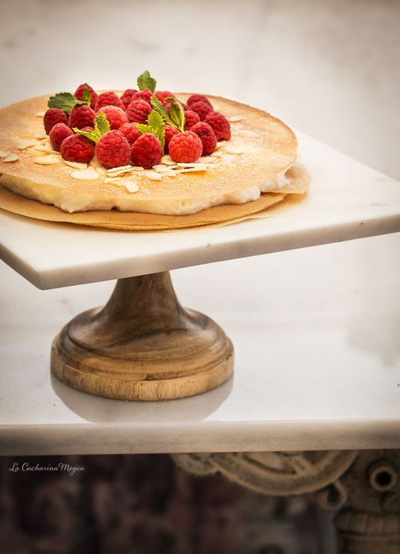 Tarta árabe - Arabian Cake