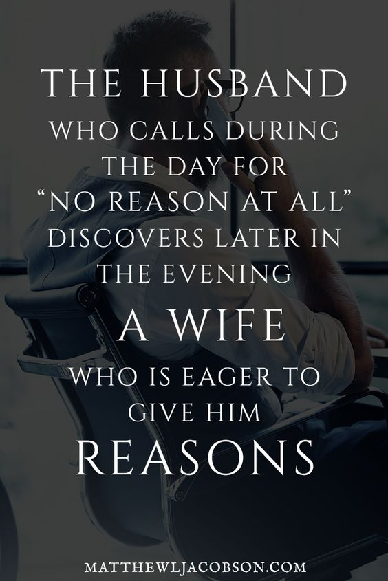 Husband Wife Baby Quotes: Show Your Wife That You Care!