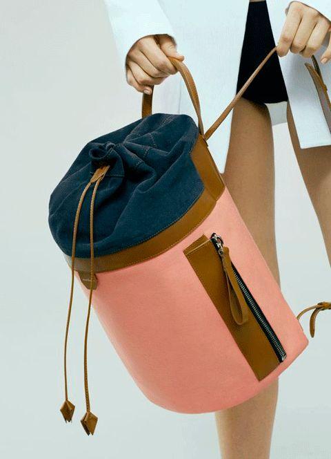 mochila original diseño mujer chica moda