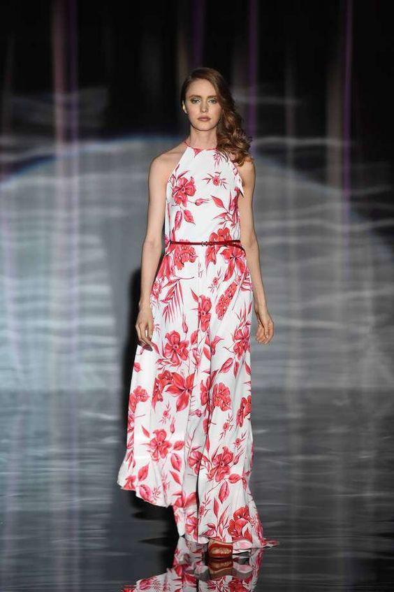 Abiti da sposa Atelier Emé 2017 - Long dress a fiori Atelier Emé