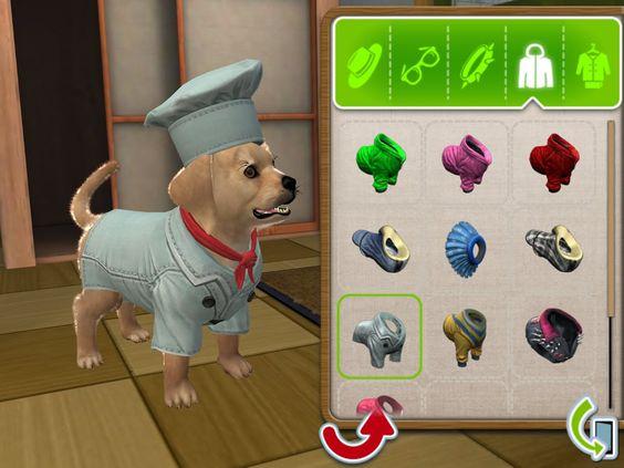 Juego PS Vita Pets sala de cachorros - Para Android
