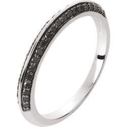 ALINEOR - Alliance Or et Diamant Noir - 549€