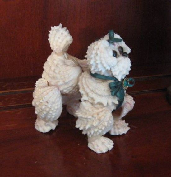 Google image result for for Animals made out of seashells