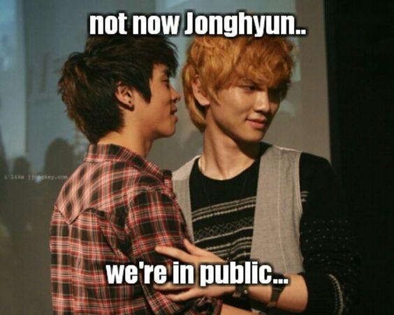 #kpop #meme #funny #jonghyun #key #jongkey #lockets #shinee #shawols