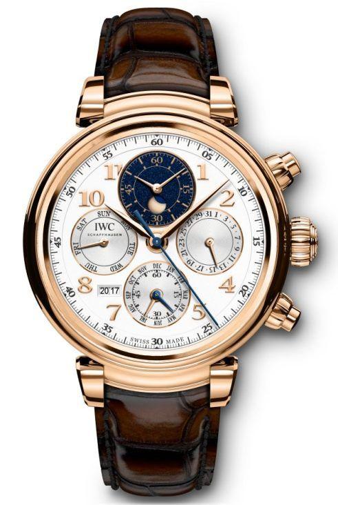 IWC Da Vinci Perpetual Calendar Chronograph Ref. IW392101