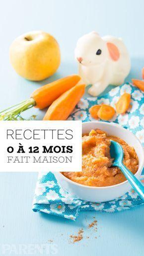Recettes Braun Aliments Pour Bebe Faits Maison Nourriture Bebe Alimentation Bebe 7 Mois