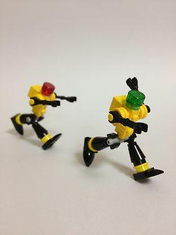Tiny Bros. 05 追いかけっこ