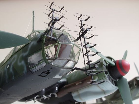 Best Junkers Ju 88 Night Fighter 1942 45 Back Up Aircraft Of 400 x 300