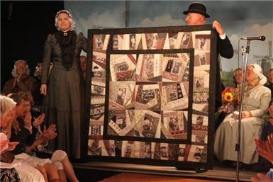 Schagen: 'Memoriequilt' van Aljona - Noordkop