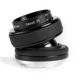 A Lensbaby Composer Pro with Sweet 35 Optic... I want one #lens #lensbaby #photogear