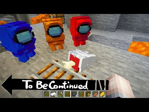 Among Us In Minecraft Fails To Be Continued By Scooby Craft Part 2 Youtube Minecraft Crafts Minecraft Memes
