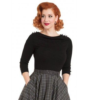 Voodoo Vixen Veronica Tartan Plaid Vintage Retro 50s Wiggle Smart Pencil Dress