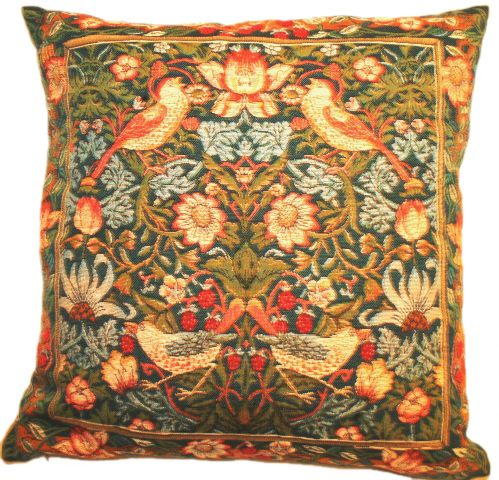 Paradis pillow made in France from Rose Living