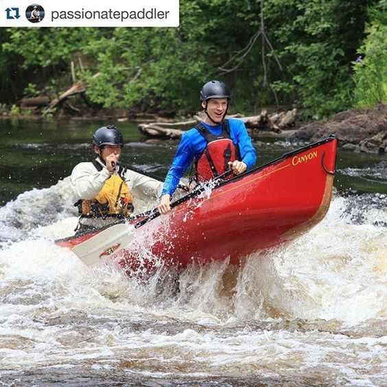 Thanks for sharing, @passionatepaddler! #aquabound ・・・ Apparently Red Bull gives you wings. Well, give me a canoe and a river and I'll show you how to fly.