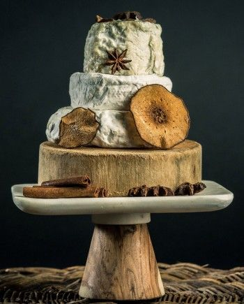 Cheese 'cake' from Fromagination
