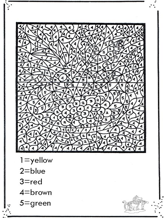 best 25 adult color by number ideas on pinterest color by number printable un number and color by numbers