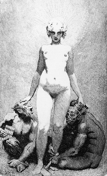 margueritesauvage: A very-multi talented Australian artist : Norman Lindsay Norman Alfred William Lindsay (22 February 1879 – 21 Novem...:
