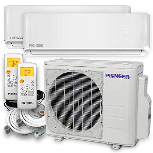 Pioneer Air Conditioner Inverter Ductless Wall Mount Multi Split System Air C Split System Air Conditioner Air Conditioner Condenser Air Conditioner Inverter
