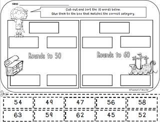 Worksheets Cut And Paste Worksheets For 2nd Grade cut and paste worksheets for 2nd grade even odd math worksheet rounding on pinterest paste