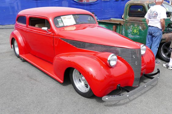 https://flic.kr/p/LrMS2b | 1939 Chevrolet sedan | goodguys puyallup