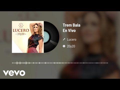 Angela Carrasco Vídeo De Trem Bala Audio En Concierto De Lucero Concierto Videos Amanda Miguel