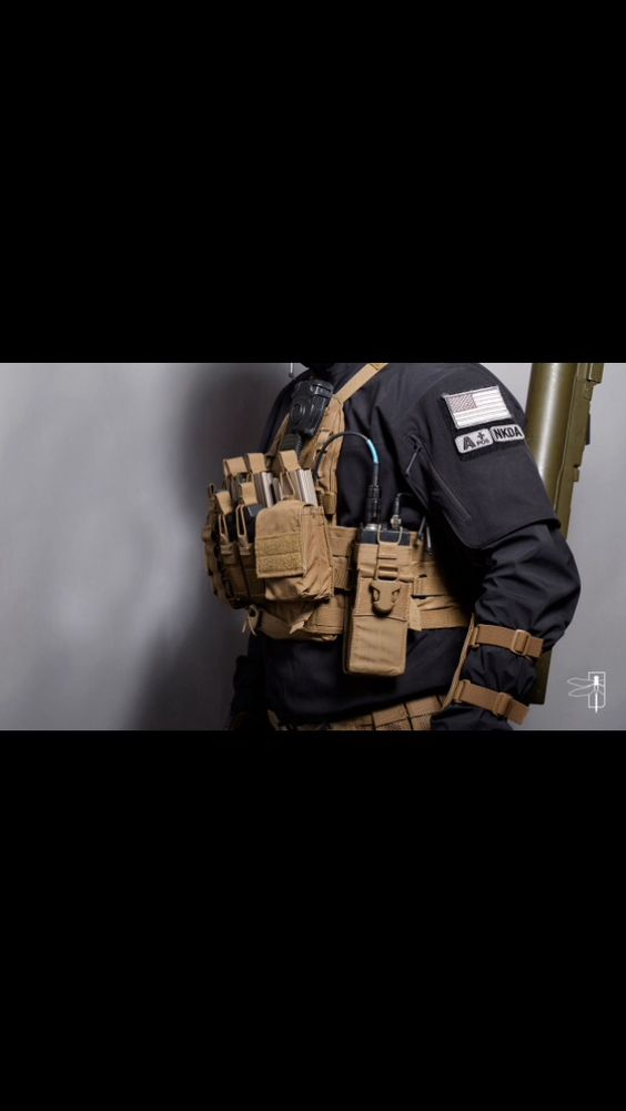 HSP D3 Chest Rig