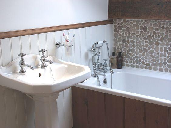 EASIpanel - tongue & groove bathroom