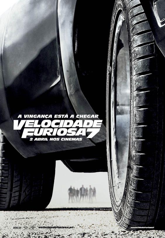 Velocidade Furiosa 7 ► Exibido em Abril de 2015 no @ Cinema