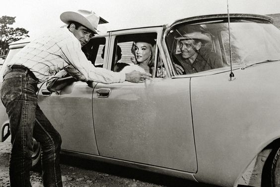 Reno (Nevada) fue el escenario elegido para rodar Misfits, una de las películas que protagonizó. Dirigida por John Huston