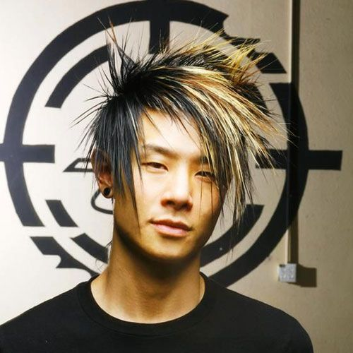 35 Cool Emo Hairstyles For Guys 2020 Guide Scene Haircuts Men Hair Color Emo Hairstyles For Guys