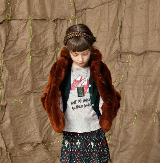 bellerose fw12-kids on Fashion Week!