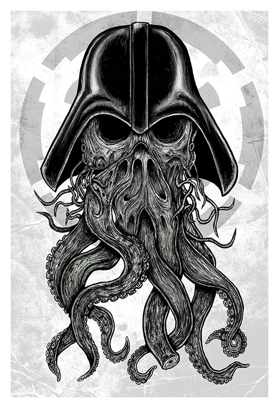 Discover Cthulhu & Lovecraft products: t-shirts, jewelry, comics, games, sculptures, toys, movies…