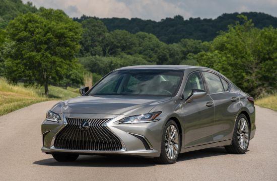 Lexus Es 300h Sedan In 2020 Lexus Es Lexus Vehicle Warranty