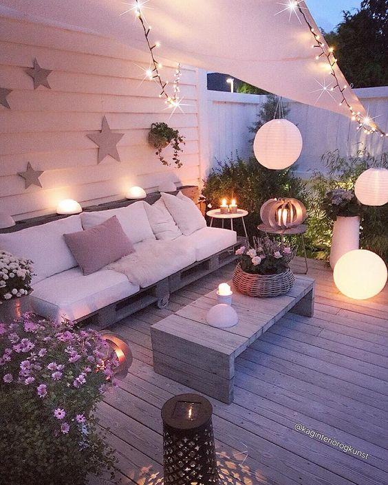 Pérgolas para tu terraza o jardín en invierno